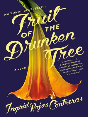 cover image of Fruit of the Drunken Tree