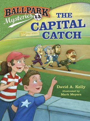cover image of The Capital Catch