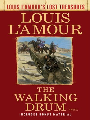 cover image of The Walking Drum (Louis L'Amour's Lost Treasures)