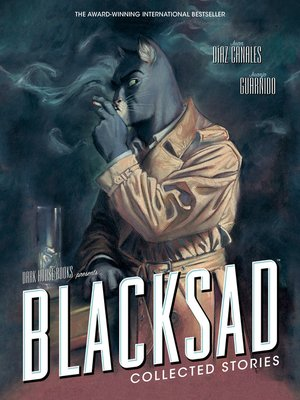 cover image of Blacksad: The Collected Stories