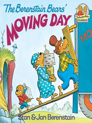 cover image of The Berenstain Bears' Moving Day