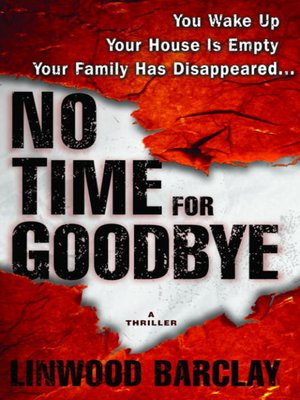 cover image of No Time for Goodbye