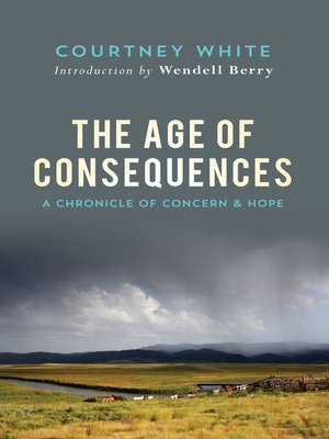 cover image of The Age of Consequences