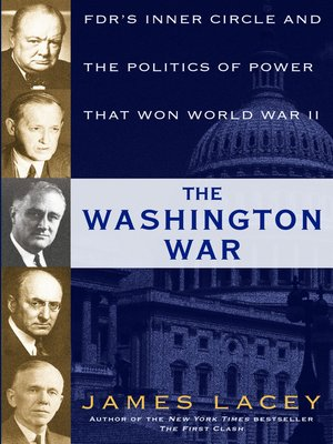 cover image of The Washington War