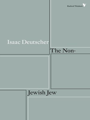 cover image of The Non-Jewish Jew