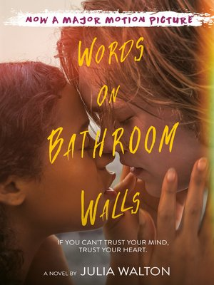 cover image of Words on Bathroom Walls