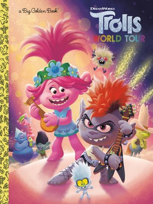 cover image of Trolls World Tour