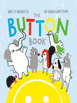 cover image of The Button Book