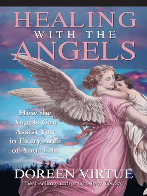 cover image of Healing with the Angels