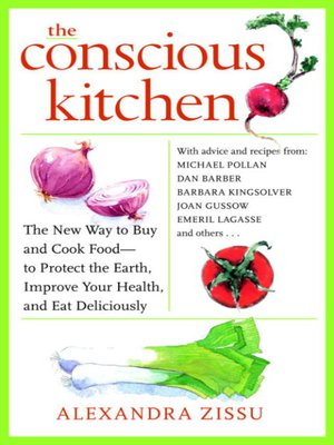 cover image of The Conscious Kitchen