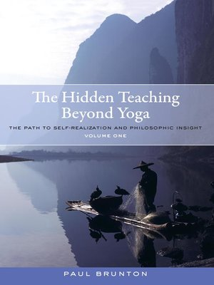cover image of The Hidden Teaching Beyond Yoga