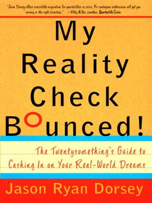 cover image of My Reality Check Bounced!
