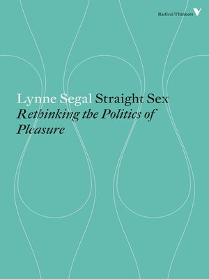 cover image of Straight Sex