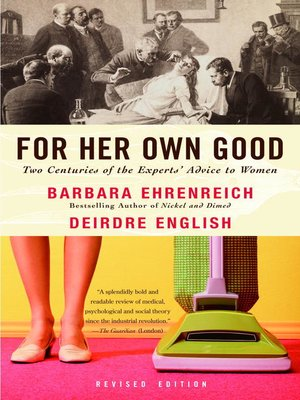 cover image of For Her Own Good