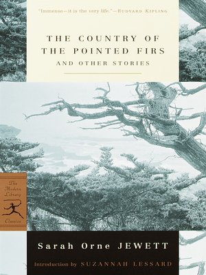 cover image of The Country of the Pointed Firs and Other Stories