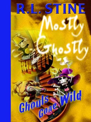 cover image of Ghouls Gone Wild