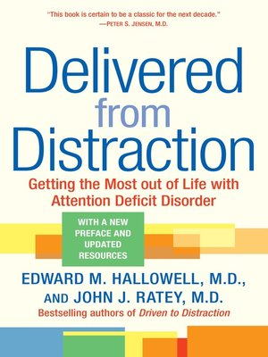 cover image of Delivered from Distraction