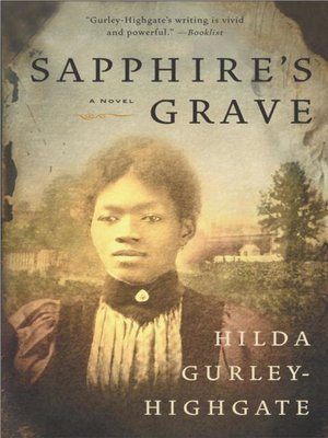 cover image of Sapphire's Grave