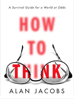 cover image of How to Think