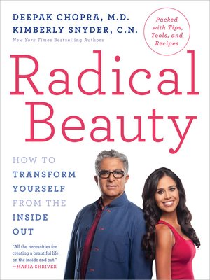 cover image of Radical Beauty