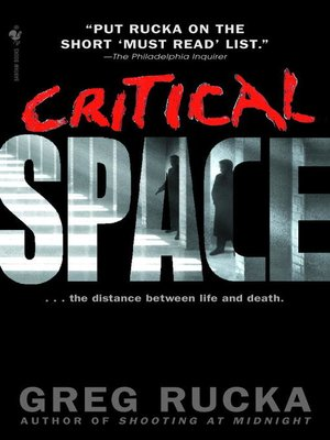 cover image of Critical Space