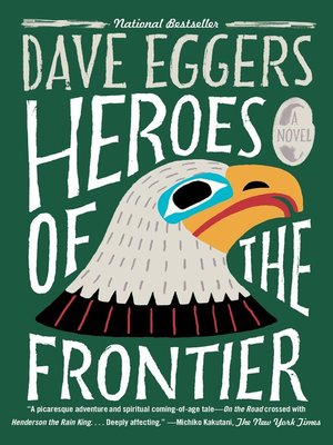 cover image of Heroes of the Frontier