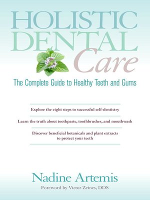 cover image of Holistic Dental Care