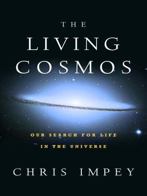 cover image of The Living Cosmos