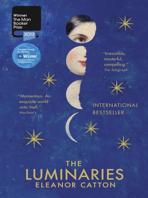 cover image of The Luminaries
