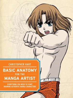 cover image of Basic Anatomy for the Manga Artist