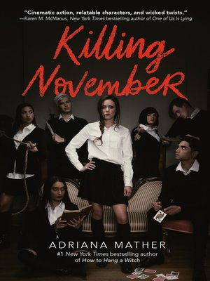 cover image of Killing November