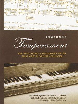 cover image of Temperament