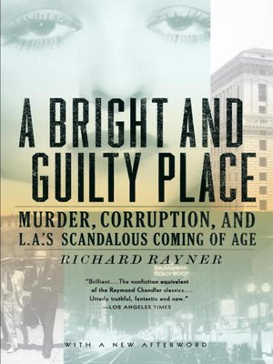 cover image of A Bright and Guilty Place