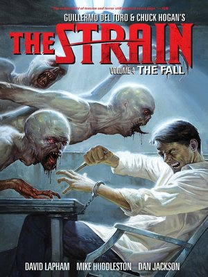 cover image of The Strain (2011), Volume 4