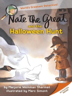 cover image of Nate the Great and the Halloween Hunt