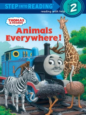 cover image of Animals Everywhere! (Thomas & Friends)