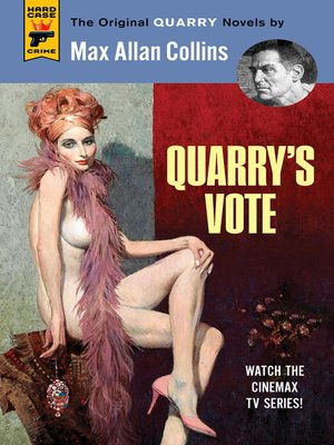 cover image of Quarry's Vote