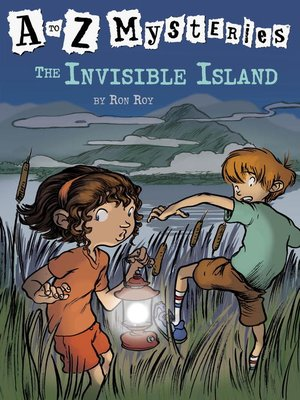 cover image of The Invisible Island