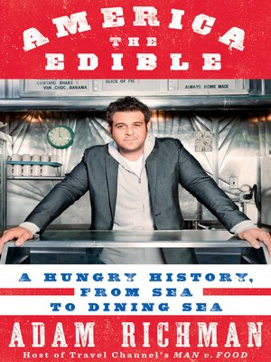 cover image of America the Edible