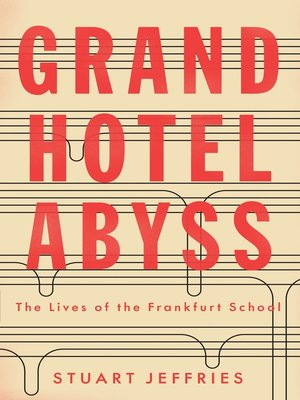 cover image of Grand Hotel Abyss