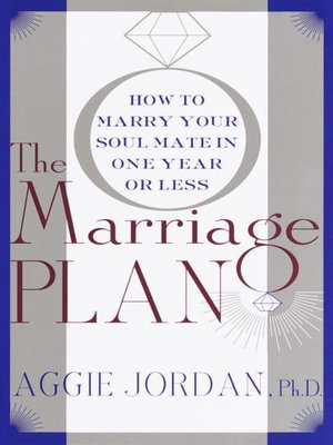cover image of The Marriage Plan