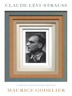 cover image of Claude Lévi-Strauss