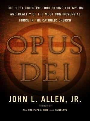 cover image of Opus Dei