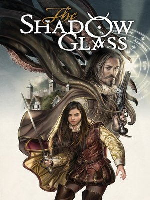 cover image of The Shadow Glass