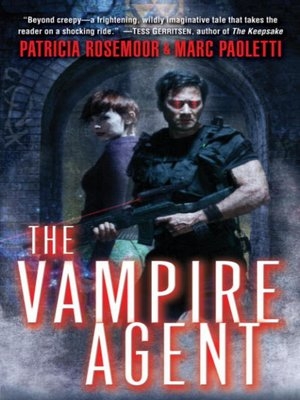 cover image of The Vampire Agent