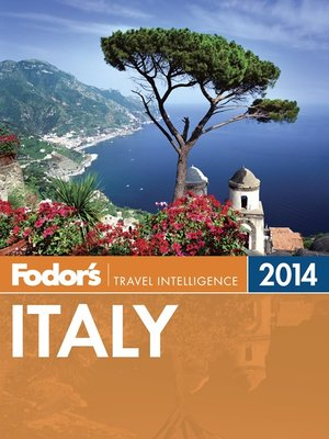 cover image of Fodor's Italy 2014