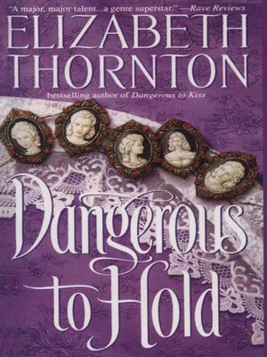 cover image of Dangerous to Hold