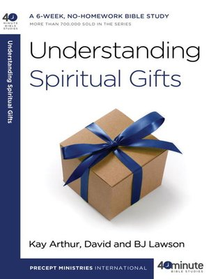 cover image of Understanding Spiritual Gifts