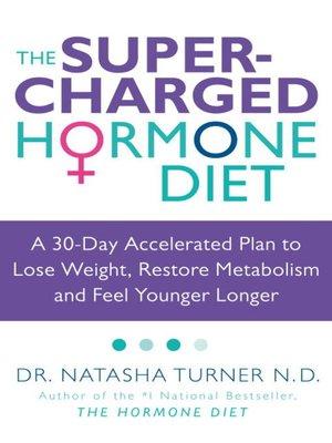 Natasha turner hormone diet