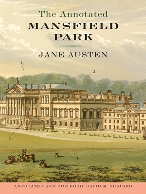 cover image of The Annotated Mansfield Park